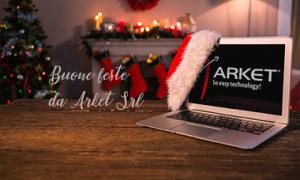 Chiusura uffici Arket Natale 2018